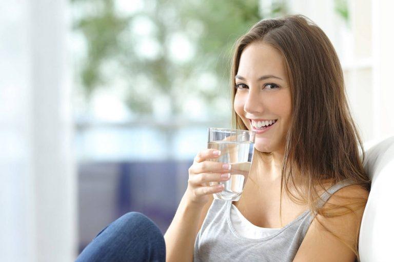 avantages de l'eau sur la santé