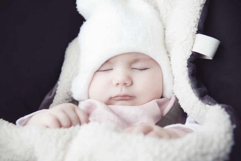 proteger votre bebe du froid